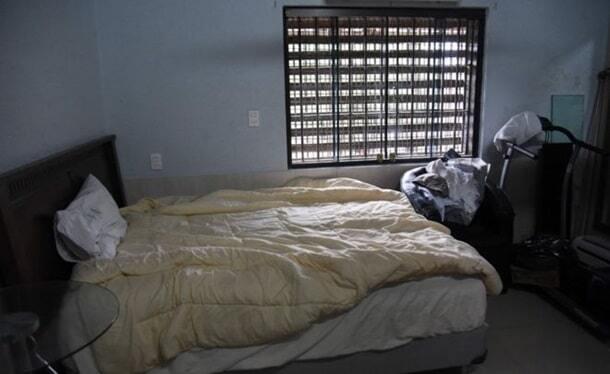 """В тюрьме Парагвая нашли """"камеру-люкс"""" для наркобарона"""