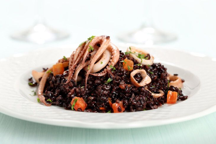 С морепродуктами и курицей: топ-3 рецепта ризотто от итальянского шеф-повара