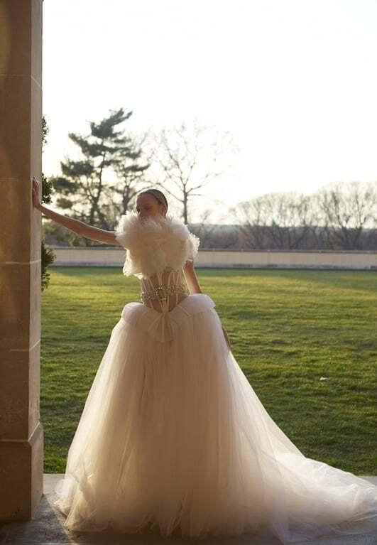 Ткани вверх: главный свадебный дизайнер Вера Вонг раздела невест
