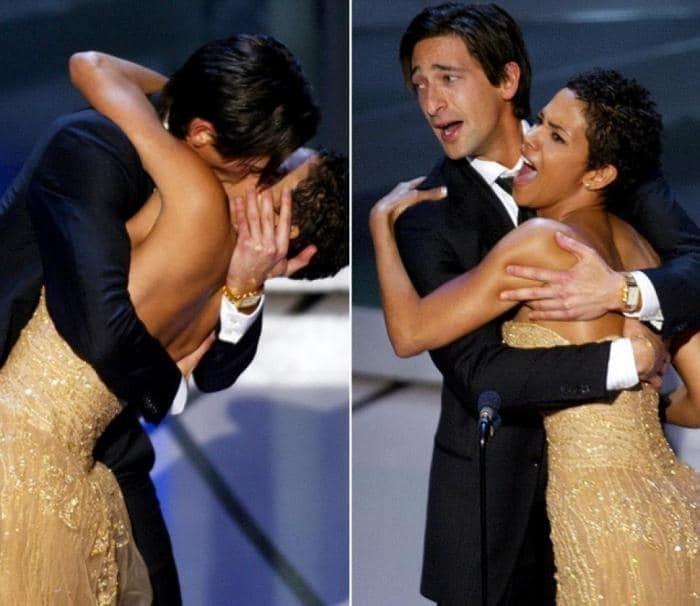 Джоли с братом, Спирс с Мадонной: самые скандальные поцелуи звезд