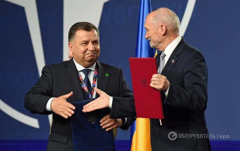 Украина и Польша подписали амбициозное соглашение о поставках оружия