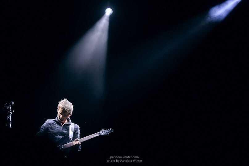 """""""Боги музики"""": британці Muse і Hurts підірвали сцену в Києві своїми кращими хітами"""