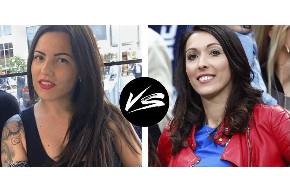 Спокусливий фінал Євро-2016. Журналісти порівняли дружин футболістів Франції і Португалії
