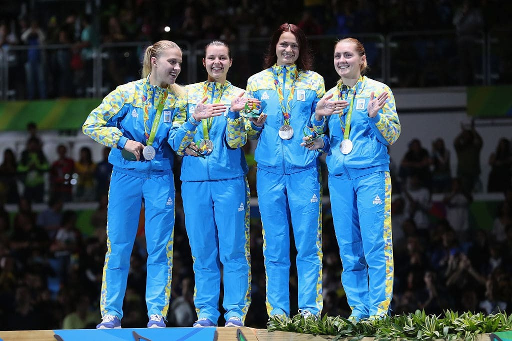 """Україна завоювала третє """"срібло"""" на Олімпіаді-2016"""