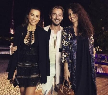 Ани Лорак, Бадоев и Лобода отгуляли день рождения экс-регионалки на Ибице