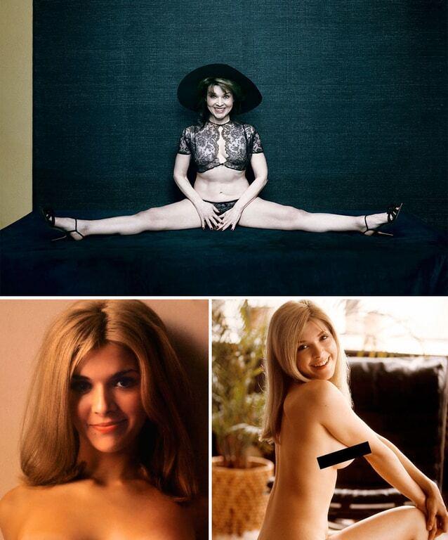 Модели Playboy разделись для журнала через 60 лет после первых съемок