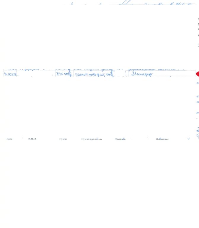 """""""Черная касса"""" Партии регионов: в НАБУ показали документы с расходами Януковича на Манафорта"""