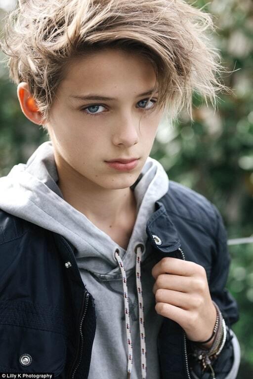 картинки красивых мальчиков 12 лет