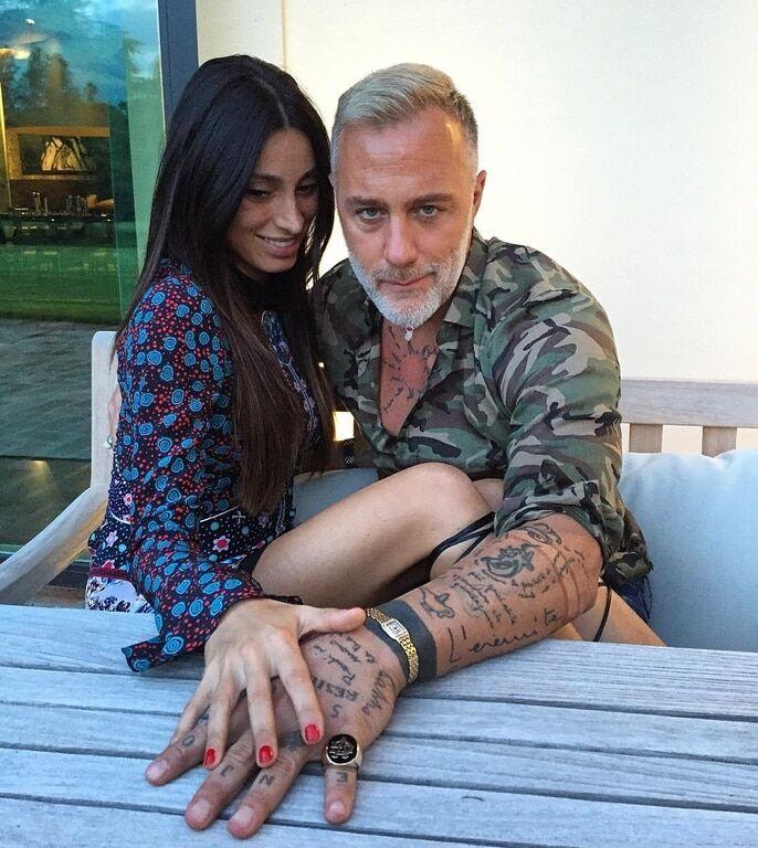 """Девушка """"танцующего миллионера"""" Джанлуки Вакки в восторге от украинской культуры"""