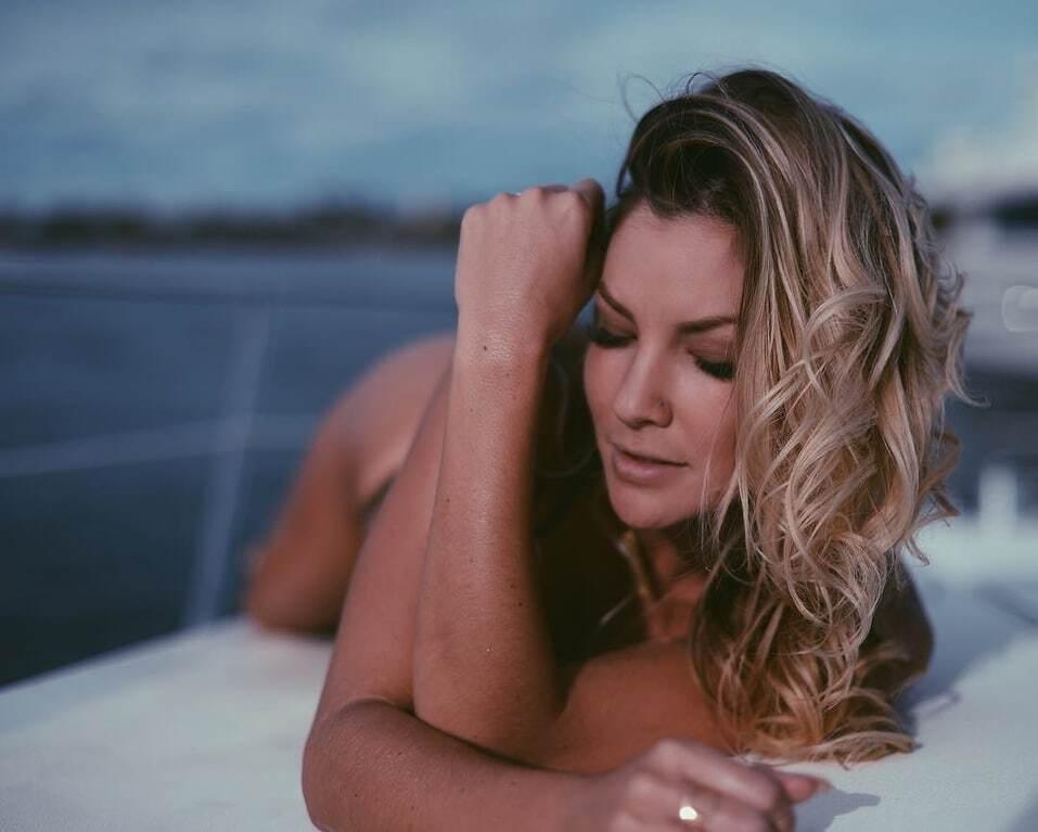 Полуголые фото новой девушки Криштиану Роналду раскрыли тайную страсть футболиста