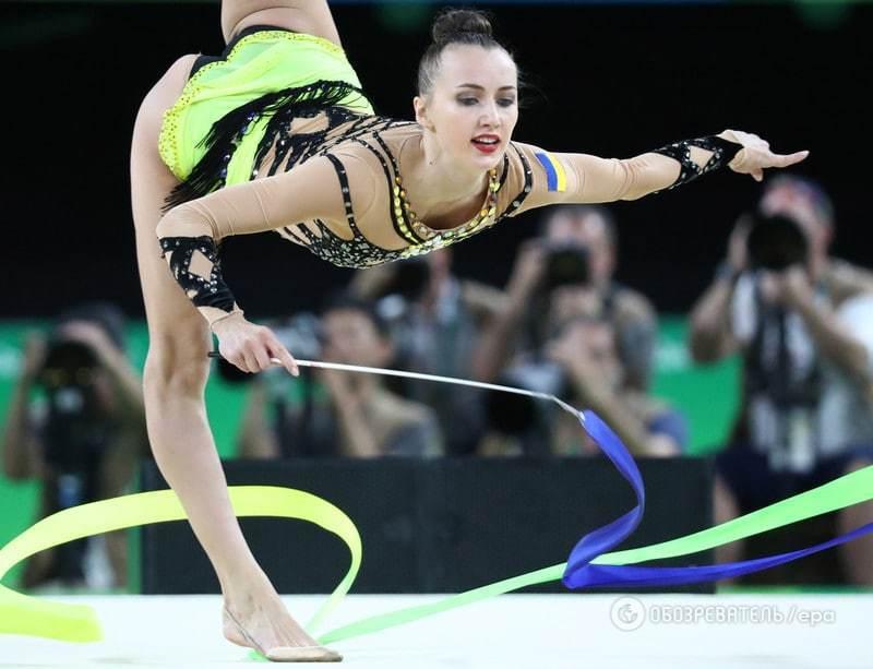 Олимпиада-2016. Крымская гимнастка выиграла медаль для Украины
