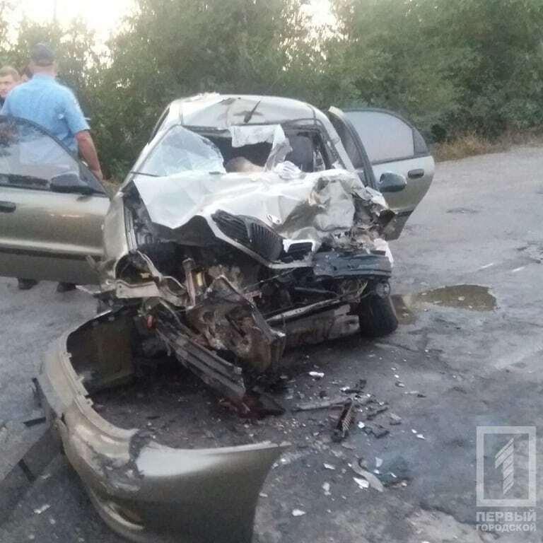 Страшное ДТП под Кривым Рогом унесло жизни трех человек