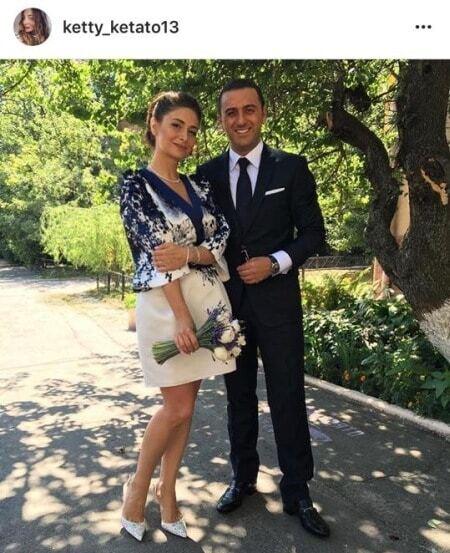 31-летняя дочь известного украинского политика вышла замуж