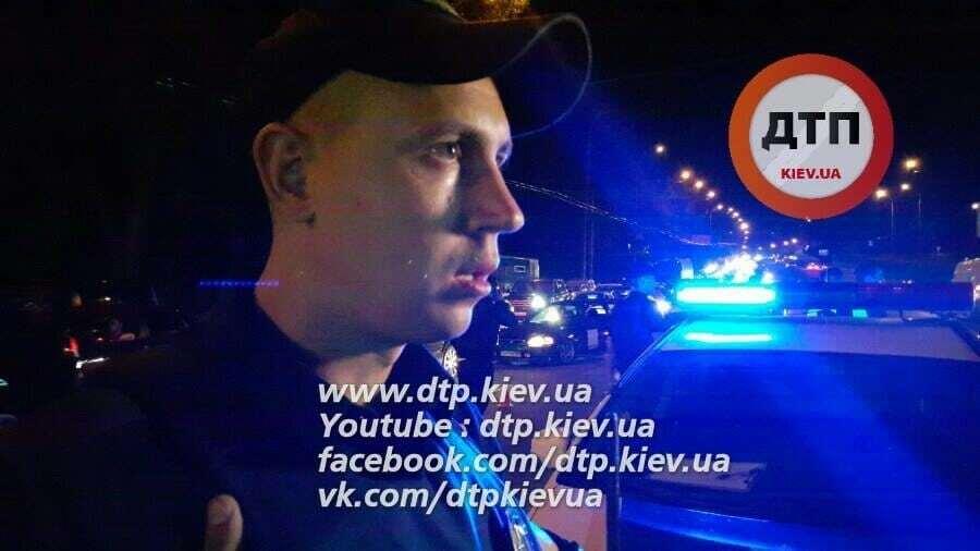 В Киеве произошло масштабное пьяное ДТП: семь пострадавших