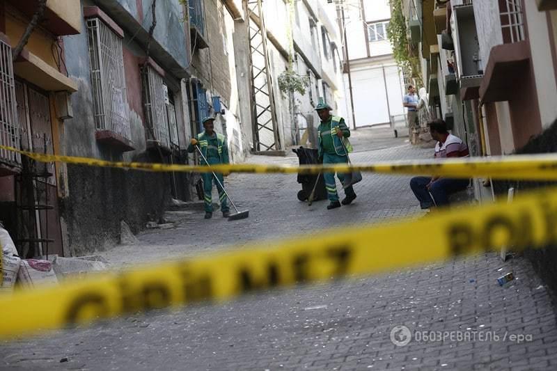 В Турции прогремел взрыв во время свадьбы: 50 погибших, около сотни раненых