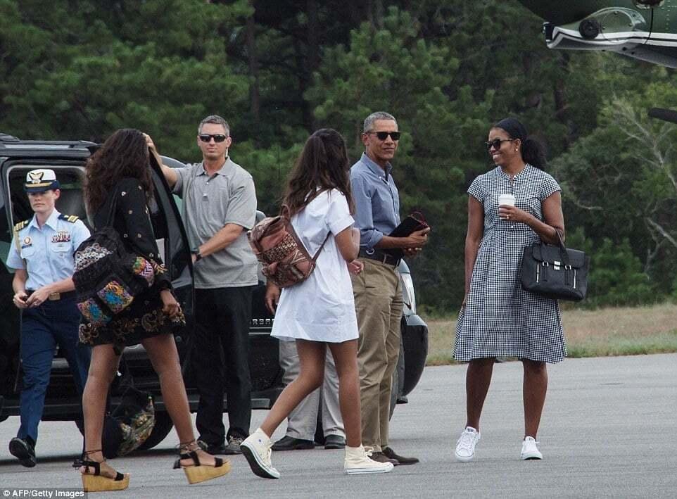 Папа попал: Обама обиделся на дочь из-за видео с вечеринки
