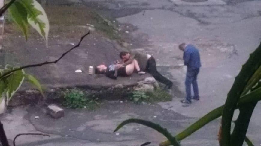 У Тернополі пара зайнялася сексом на очах у перехожих