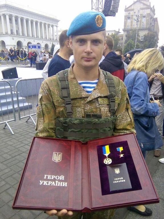 """""""Постоять на параде"""": в сети рассказали историю бойца АТО, которого сделали Героем Украины. Опубликованы фото"""