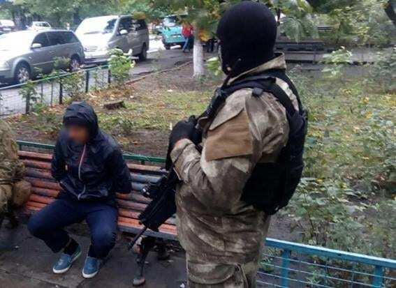 В Киеве поймали большую банду серийных грабителей