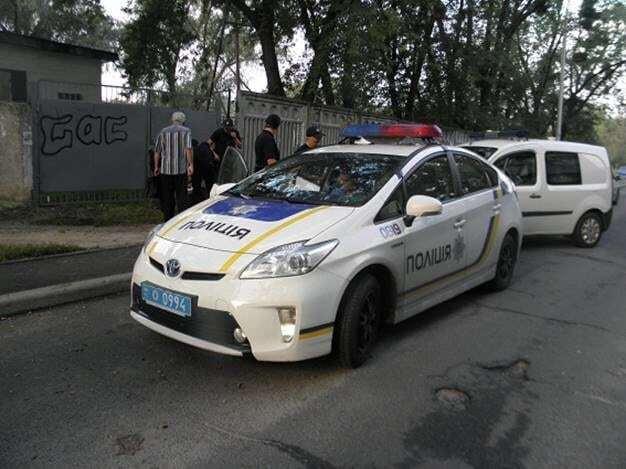 Спрятал во рту: в Киеве полицейские задержали грабителя