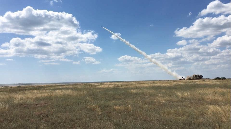 Пастор одобряет: в Украине провели первый пуск новой засекреченной ракеты