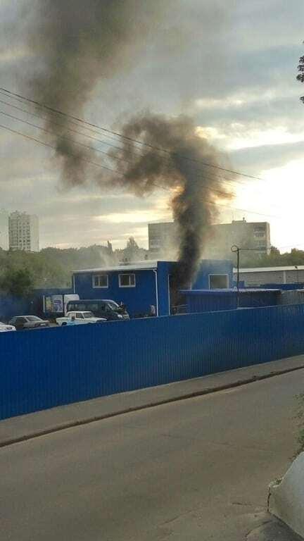 В Харькове прогремел мощный взрыв: в сети появилось видео инцидента