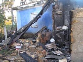 Погибли дети: на Одесчине произошел пожар в жилом доме