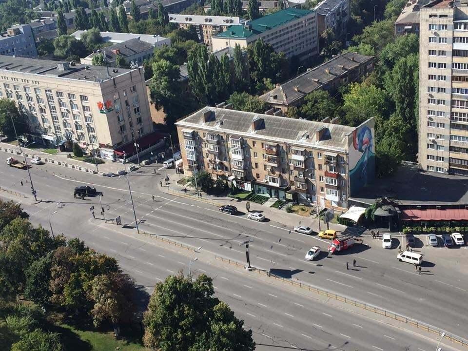 Взрывы и стрельба в Киеве: в соцсети показали антитеррористические учения СБУ