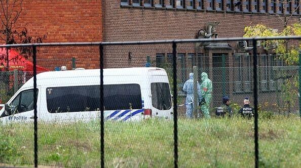 В Брюсселе прогремел взрыв возле здания полиции