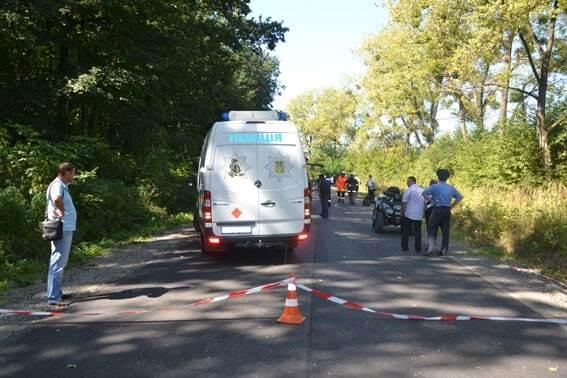 Умышленное убийство: полиция открыла уголовное производство по подрыву авто на Львовщине