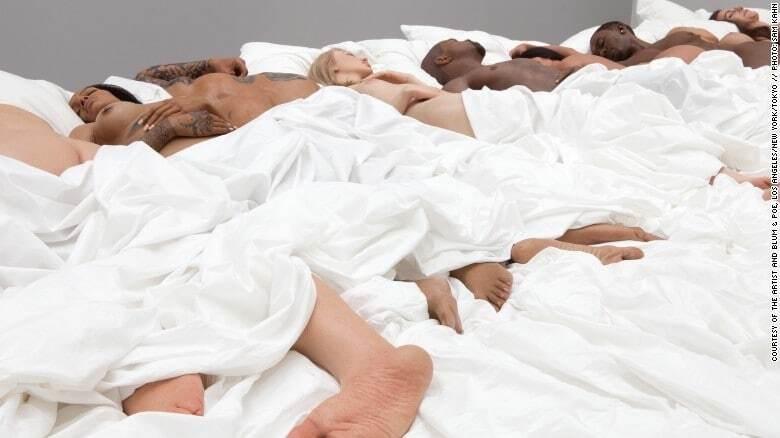 У Лос-Анджелесі показали воскові копії голих Кім Кардашьян та Дональда Трампа