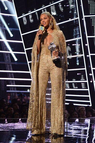Бейонсе побила рекорд Мадонны по количеству наград MTV Video Music Awards