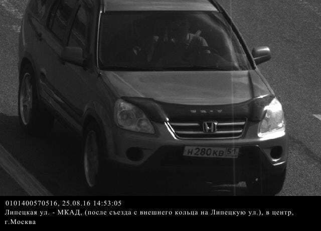 """В России водителю """"прилетел"""" штраф из-за тени его автомобиля"""