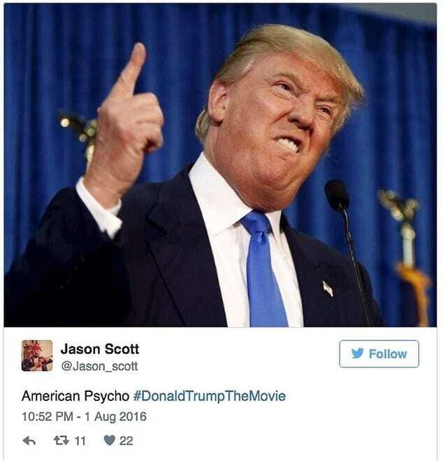 """""""Горбатая гора"""" с Путиным: едкий троллинг в адрес Трампа взорвал Twitter"""