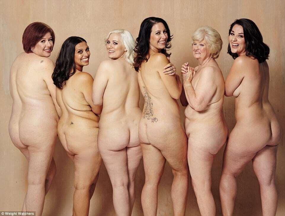 Fat people nudity — img 9