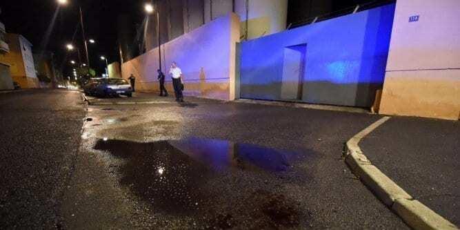 """""""Акт саботажа"""": улицы французского города Сет затопило вином"""