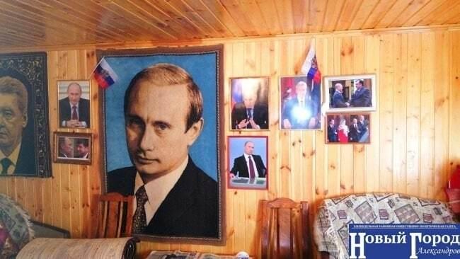 Преемственность поколений: Путин будет жить в российской деревне