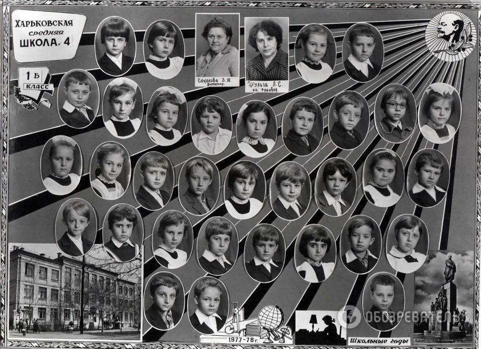 Капосники, хулігани: шкільні таємниці українських зірок