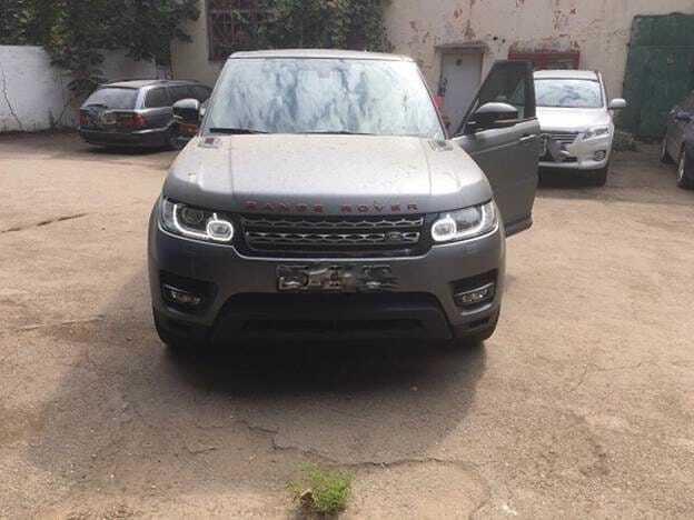 Спецоперация в Одессе: полиция нашла элитные авто, которые числились угоне