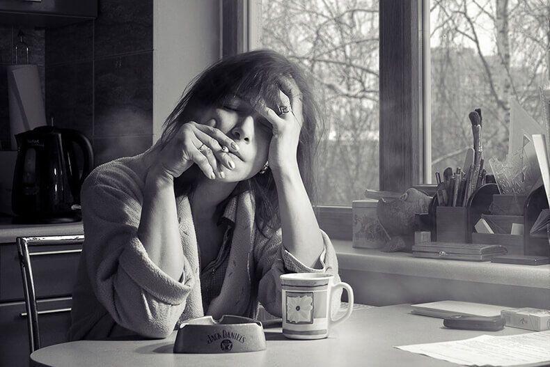 внутренней усталость от людей картинки вариант
