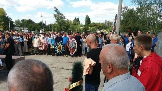 Трагедия в Кривом Озере: состоялись похороны погибшего Цукермана