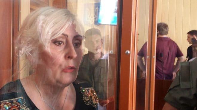 Суд по делу Штепы: скандальная экс-мэр Славянска отрицает вину и предлагает ее расстрелять