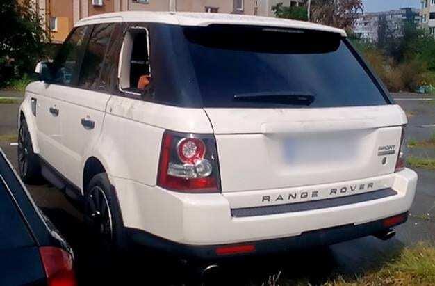 В Киеве задержали группу угонщиков Range Rover
