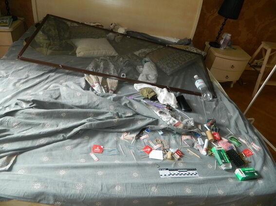 Рейдерский захват в Киеве: вооруженные люди ворвались в квартиру