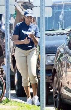 """""""Кассир Наташа"""": младшая дочь Барака Обамы устроилась на работу"""
