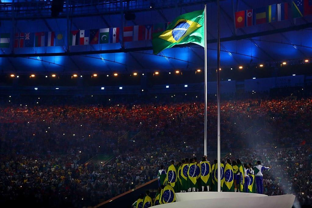 У Ріо-де-Жанейро стартували Олімпійські ігри-2016