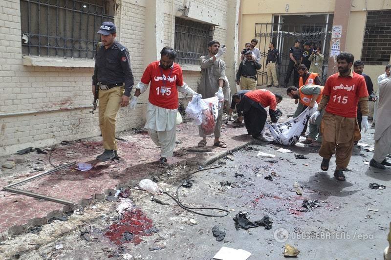 Кривавий теракт у Пакистані: кількість жертв зросла до 93 осіб