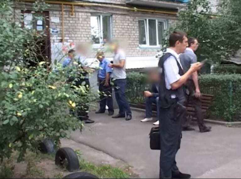 Убийство возле райадминистрации в Киеве: полиция задержала подозреваемого