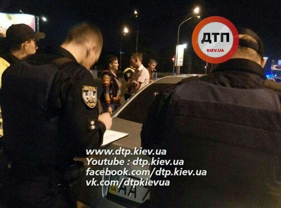 """""""Очередной киевский бухарь"""": Савченко попала в ДТП"""