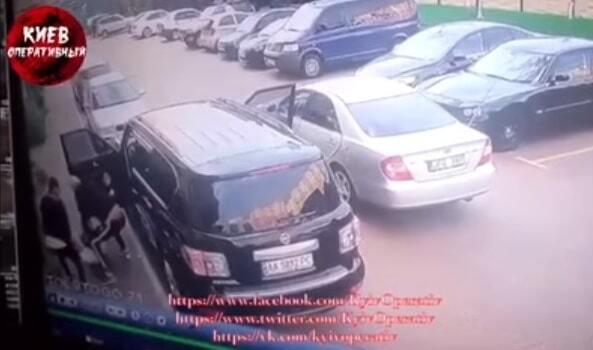 В полиции заявили, что похищенная под Киевом пара уже дома